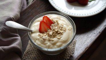 Modified Corn Starch in yogurt