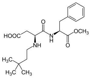 neotame chemical structure
